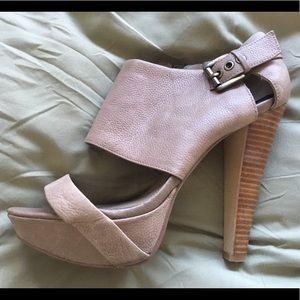 Aldo Platform Heels Sandals